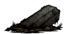 Ancient coffin