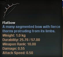 Flatbow