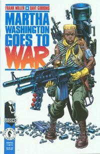 Martha Washington Goes to War 1