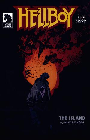 Hellboy The Island Vol 1 2