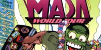 The Mask: World Tour Vol 1