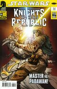Star Wars Knights of the Old Republic Vol 1 34