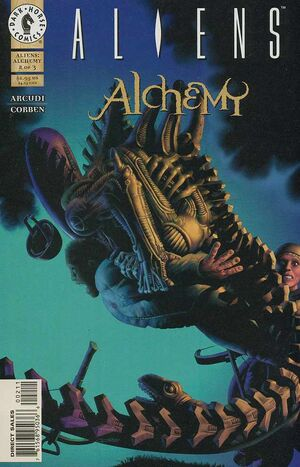 Aliens Alchemy Vol 1 2
