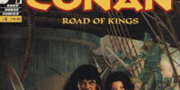 Conan: Road of Kings Vol 1
