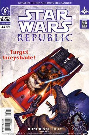 Star Wars Republic Vol 1 47