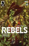 Rebels 1 San Diego Comic-Con International Exclusive Variant Cover by Becky Cloonan