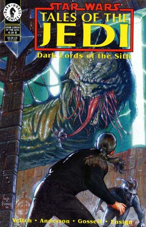 Star Wars- Tales of the Jedi- Dark Lords of the Sith Vol 1 4