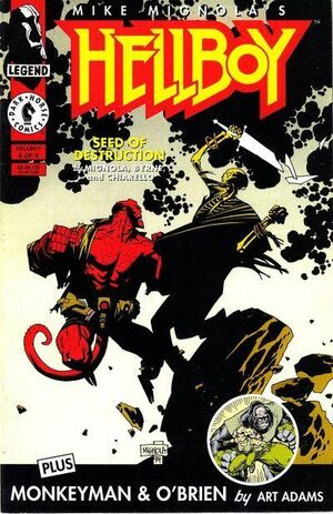 Hellboy- Seed of Destruction Vol 1 4