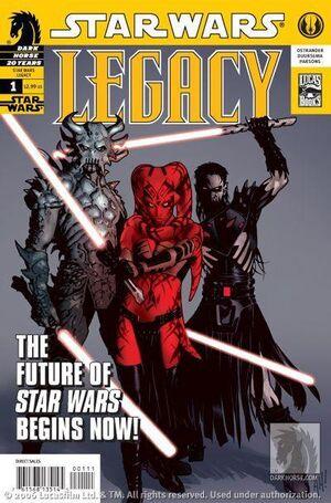Star Wars Legacy Vol 1 1