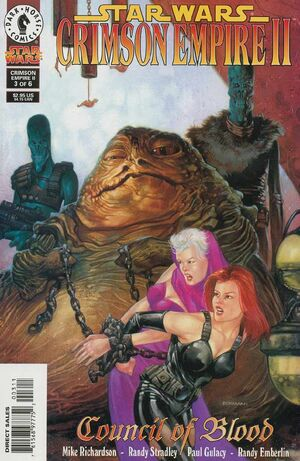 Star Wars Crimson Empire Vol 2 3