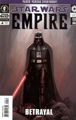 Star Wars Empire Vol 1 4