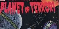 Basil Wolverton's Planet of Terror Vol 1