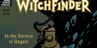Sir Edward Grey Witchfinder: In the Service of Angels Vol 1 3