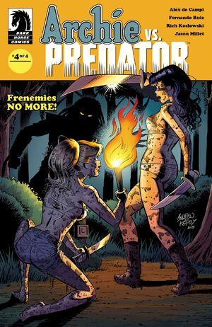 Archie vs Predator 4