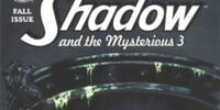 Shadow and the Mysterious 3 Vol 1