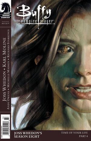 Buffy the Vampire Slayer Season Eight Vol 1 19