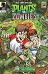 Plants versus Zombies Bully for You 1 San Diego Comic-Con International Exclusive Variant Cover by Charlie Adlard