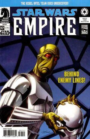 Star Wars Empire Vol 1 37