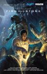 Prometheus Fire and Stone Slipcase Convention Exclusive