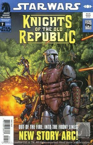 Star Wars Knights of the Old Republic Vol 1 7