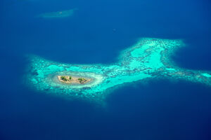 Deserted Island Paradise