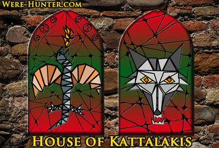 House of Kattalakis emblem