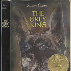 The Grey King US 1st ed. Hardcover