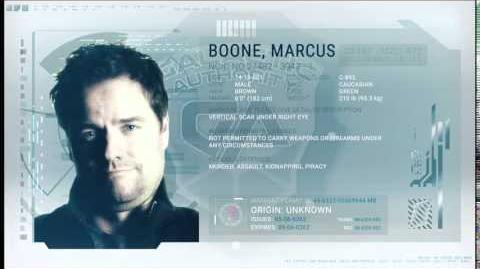 Marcus Boone G.A