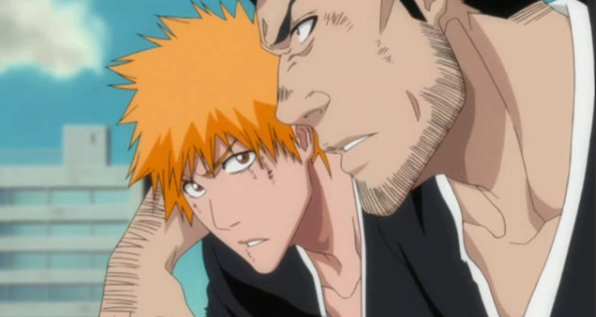 File:Ichigo and Isshin.png