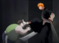 Ichigo Kicks fat ghost