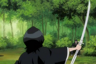 Rukia shikai