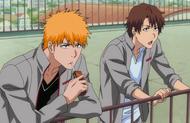 Ichigo and Keigo