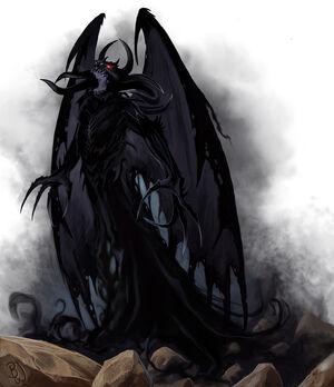 Shadow Demon by BenWootten