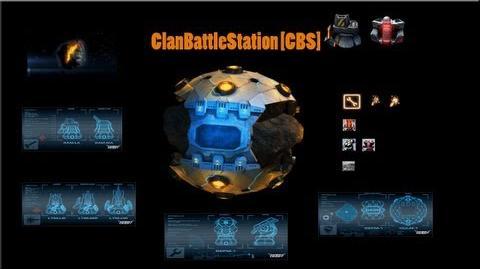DarkOrbit - ClanBattleStation CBS and small preview