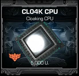 CLO4K CPU