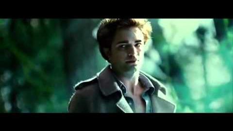 Twilight Edward Sparkle Scene