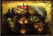 Darksiders Earth Map