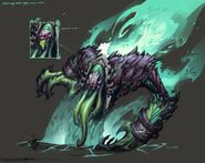 Darksiders II Wailing-host