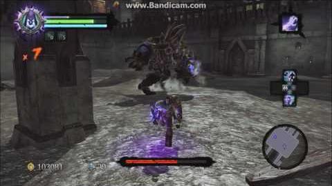 Darksiders 2 Gnashor Apocalptic