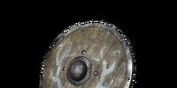 Elkhorn Round Shield