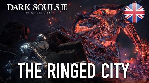 Dark Souls III - PC PS4 XB1 - The Ringed City Gameplay