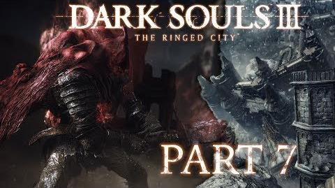 Dark Souls 3 The Ringed City NG BLIND - Part 7 - Filianore & The Red Hood-1502293377