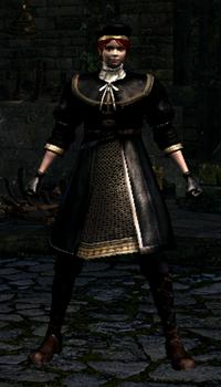 Black sorcerer female