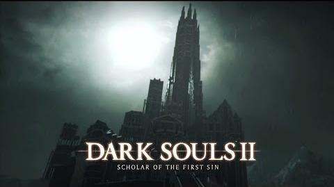 Dark Souls II Scholar of the First Sin - Forlorn Hope Trailer