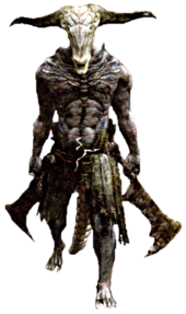 Capra Demon Render