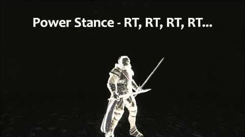 Dark Souls 2 Foot Soldier Sword Tutorial (dual wielding w power stance)