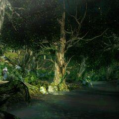 Wald der gefallenen Riesen