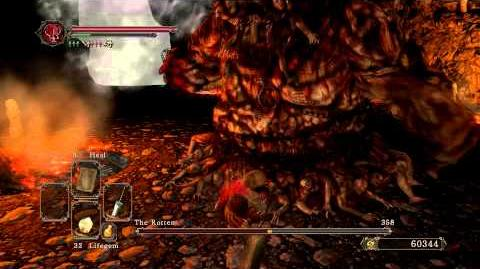 Dark Souls 2 - The Rotten (Arm Chopping Strategy)-0