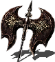 File:Wpn Black Knight Greataxe.png