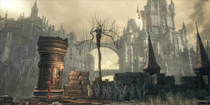 High Wall of Lothric - 01